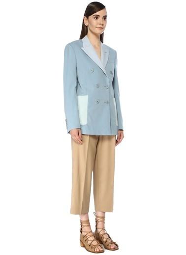 Stella McCartney Ceket Mavi